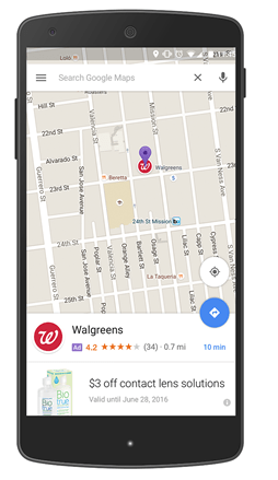 Google Maps is Changing